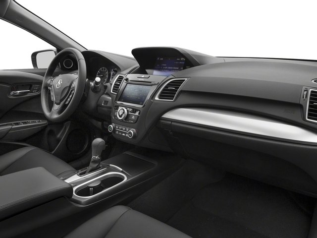 2018 Acura RDX Base Price AWD w/Technology/AcuraWatch Plus Pkg Pricing passenger's dashboard