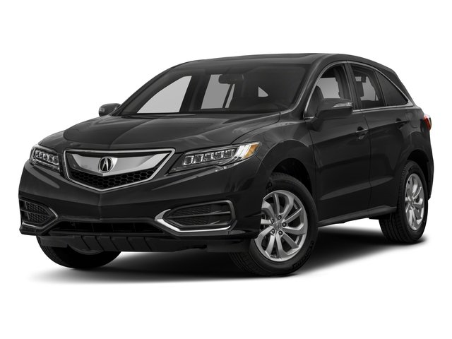 2018 Acura RDX Prices and Values Utility 4D AWD V6