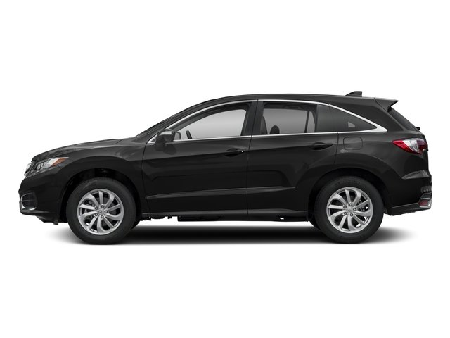 2018 Acura RDX Pictures RDX Utility 4D AWD V6 photos side view