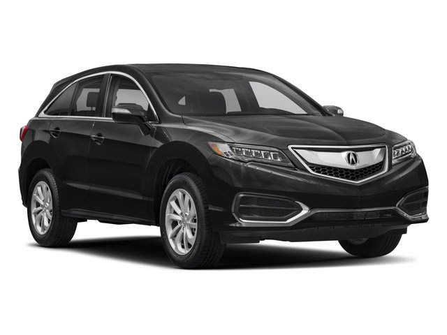 2018 Acura RDX Prices and Values Utility 4D AWD V6 side front view
