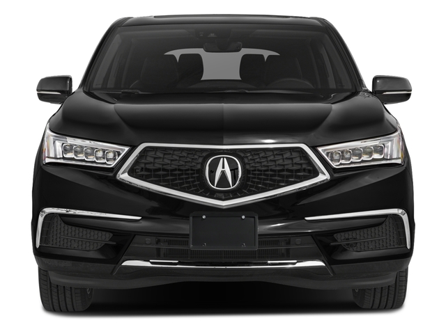 2018 Acura MDX Base Price SH-AWD Sport Hybrid w/Technology Pkg Pricing front view