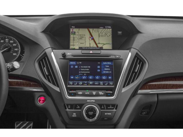 2018 Acura MDX Prices and Values Utility 4D Advance AWD Hybrid stereo system