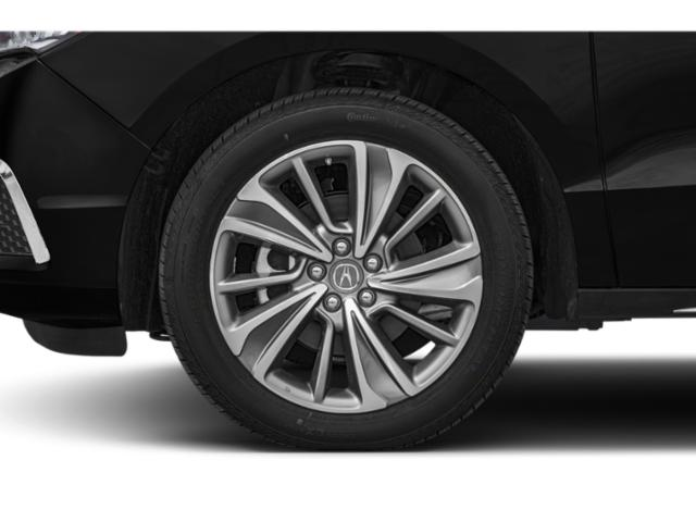 2018 Acura MDX Prices and Values Utility 4D Advance AWD Hybrid wheel