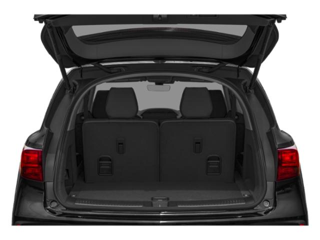2018 Acura MDX Prices and Values Utility 4D Advance AWD Hybrid open trunk