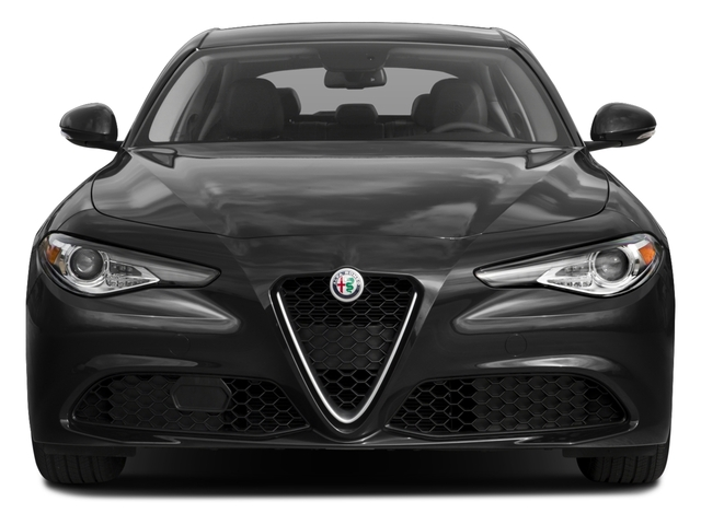 2018 Alfa Romeo Giulia Base Price Ti Lusso RWD Pricing front view