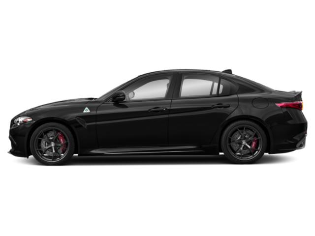 2018 Alfa Romeo Giulia Pictures Giulia Ti Lusso RWD photos side view