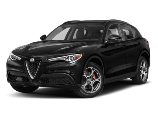 2018 Alfa Romeo Stelvio Pictures Stelvio Ti Sport AWD photos side front view