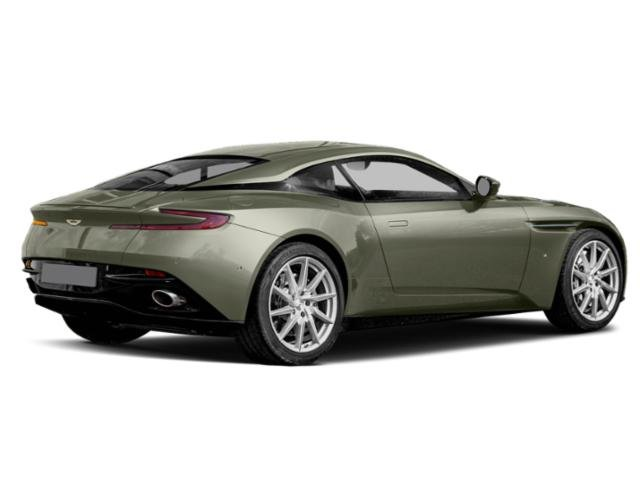 2018 Aston Martin DB11 Base Price V8 Coupe Pricing side rear view