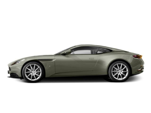 2018 Aston Martin DB11 Base Price V8 Coupe Pricing side view