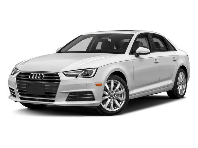 2018 Audi A4 Base Price 2.0 TFSI Premium Plus Manual quattro AWD Pricing side front view