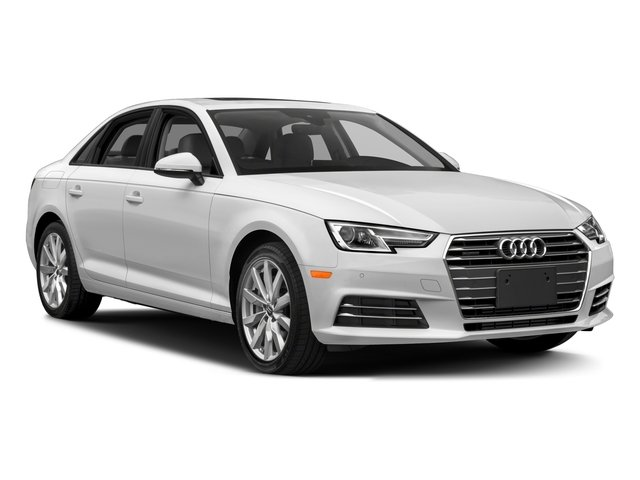 2018 Audi A4 Prices and Values Sedan 4D 2.0T Premium AWD side front view