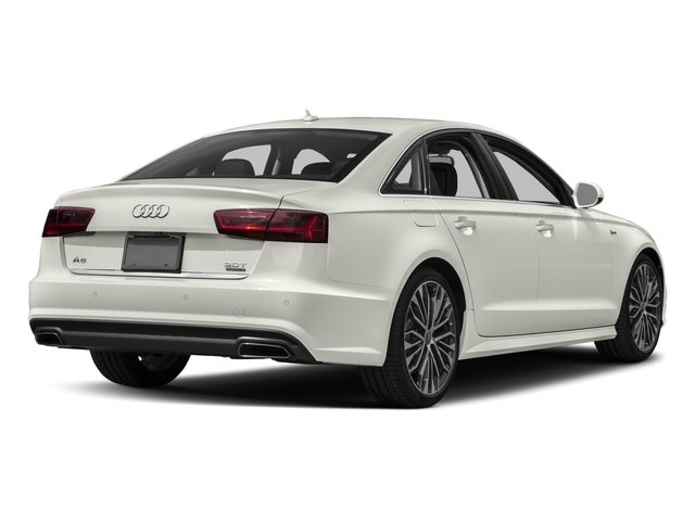 2018 Audi A6 Base Price 2.0 TFSI Premium quattro AWD Pricing side rear view