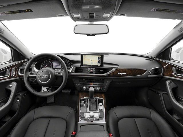 2018 Audi A6 Base Price 2.0 TFSI Premium quattro AWD Pricing full dashboard