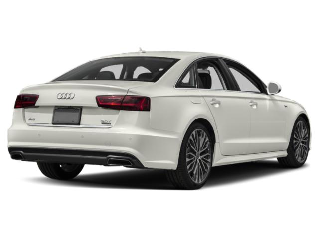2018 Audi A6 Prices and Values Sedan 4D 3.0T Premium AWD side rear view