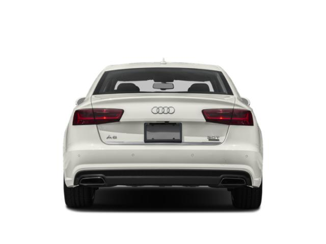 2018 Audi A6 Prices and Values Sedan 4D 3.0T Premium AWD rear view