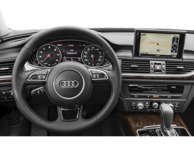 2018 Audi A6 Prices and Values Sedan 4D 3.0T Premium AWD driver's dashboard