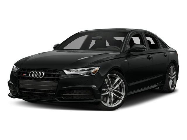 2018 Audi S6 Pictures S6 4.0 TFSI Prestige photos side front view