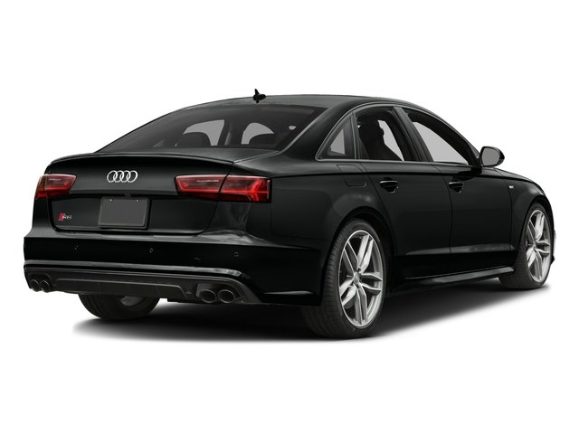 2018 Audi S6 Pictures S6 4.0 TFSI Prestige photos side rear view