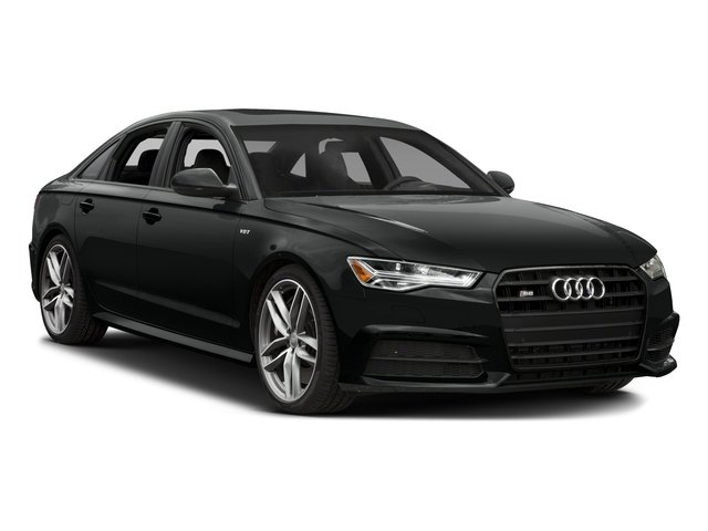 2018 Audi S6 Prices and Values Sedan 4D S6 Premium Plus AWD side front view