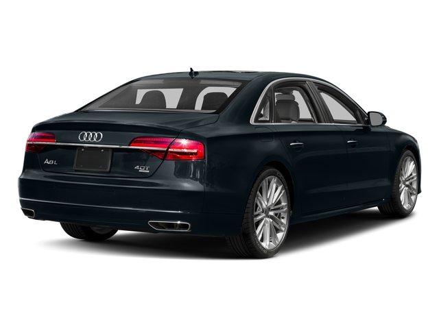 2018 Audi A8 L Base Price 4.0 TFSI Sport Pricing side rear view