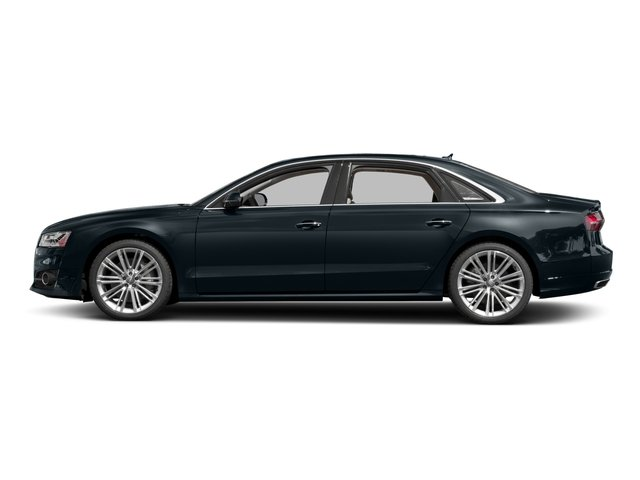 2018 Audi A8 L Base Price 4.0 TFSI Sport Pricing side view