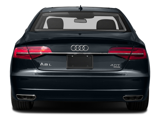 2018 Audi A8 L Base Price 4.0 TFSI Sport Pricing rear view