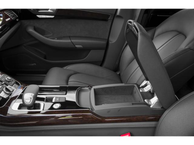 2018 Audi A8 L Base Price 4.0 TFSI Sport Pricing center storage console