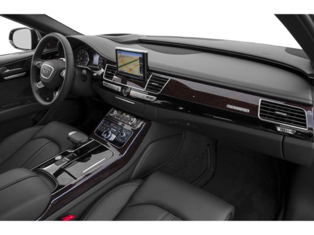 2018 Audi A8 L Base Price 4.0 TFSI Sport Pricing passenger's dashboard