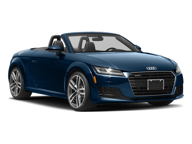2018 Audi TT Roadster Prices and Values Roadster 2D AWD side front view