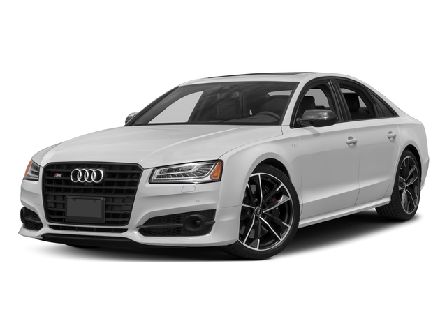 2018 Audi S8 plus Base Price 4.0 TFSI Pricing side front view