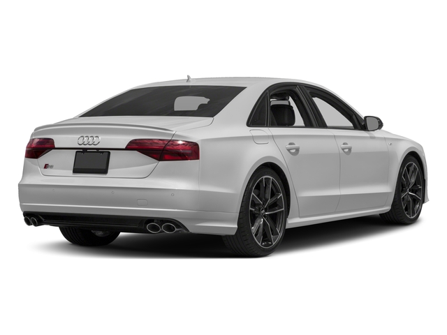 2018 Audi S8 plus Base Price 4.0 TFSI Pricing side rear view
