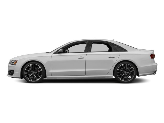2018 Audi S8 plus Base Price 4.0 TFSI Pricing side view
