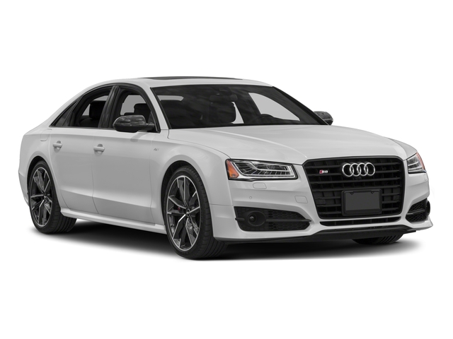 2018 Audi S8 plus Prices and Values Sedan 4D S8 Plus AWD side front view