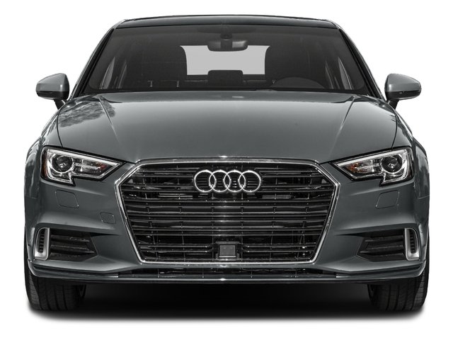 2018 Audi A3 Sedan Base Price 2.0 TFSI Tech Premium FWD Pricing front view