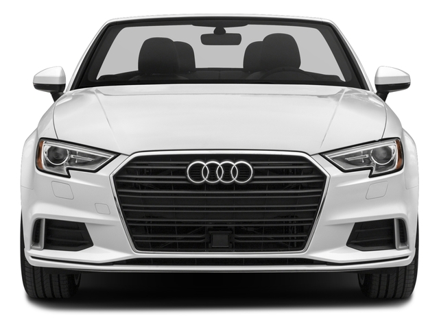 2018 Audi A3 Cabriolet Base Price 2.0 TFSI Premium FWD Pricing front view