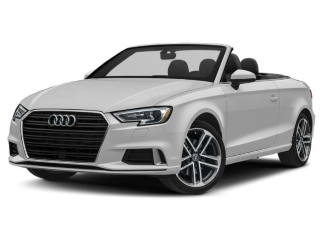 2018 Audi A3 Cabriolet Pictures A3 Cabriolet Convertible 2D 2.0T Premium photos side front view