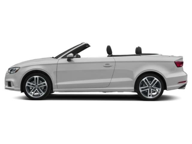 2018 Audi A3 Cabriolet Pictures A3 Cabriolet Convertible 2D 2.0T Premium photos side view