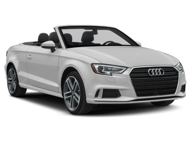 2018 Audi A3 Cabriolet Prices and Values Convertible 2D 2.0T Premium side front view