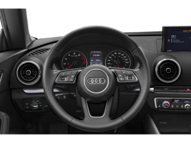 2018 Audi A3 Sedan Base Price 2.0 TFSI Premium Plus FWD Pricing driver's dashboard