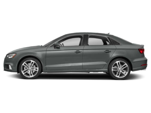 2018 Audi A3 Sedan Base Price 2.0 TFSI Premium Plus FWD Pricing side view