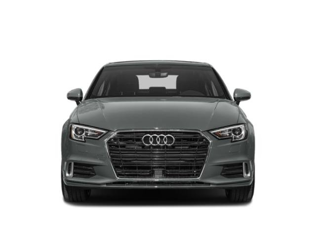 2018 Audi A3 Sedan Base Price 2.0 TFSI Premium Plus FWD Pricing front view