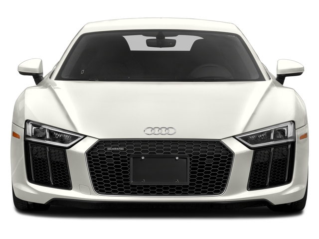 2018 Audi R8 Coupe Pictures R8 Coupe V10 quattro AWD photos front view