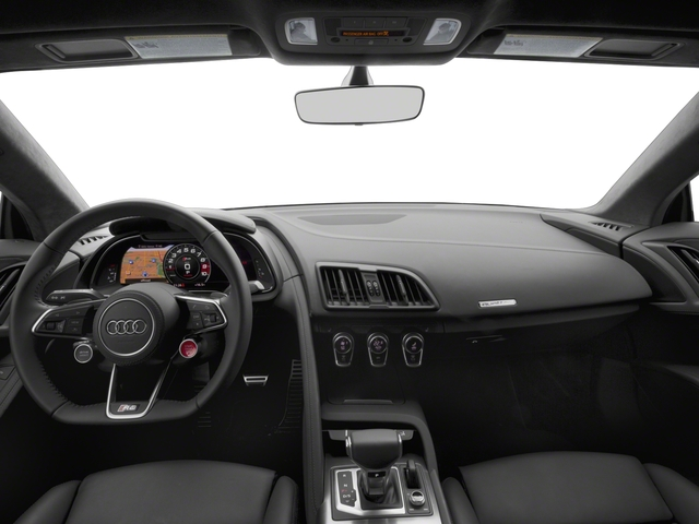 2018 Audi R8 Coupe Pictures R8 Coupe V10 quattro AWD photos full dashboard