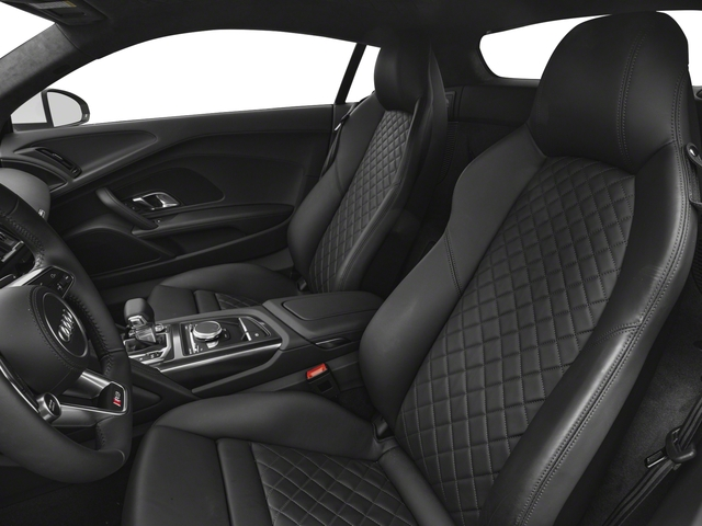 2018 Audi R8 Coupe Pictures R8 Coupe V10 quattro AWD photos front seat interior