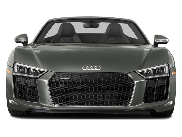 2018 Audi R8 Spyder Base Price V10 plus quattro AWD Pricing front view