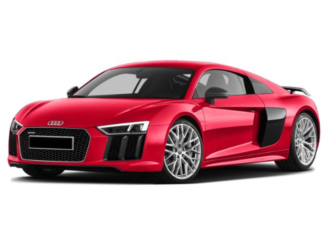 2018 Audi R8 Coupe Pictures R8 Coupe V10 RWD photos side front view