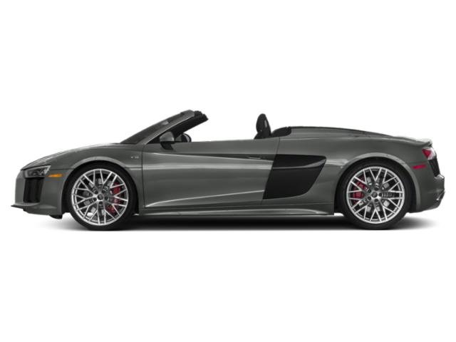 2018 Audi R8 Coupe Pictures R8 Coupe V10 RWD photos side view