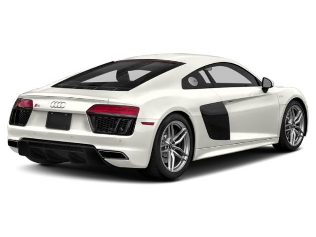 2018 Audi R8 Coupe Pictures R8 Coupe V10 RWD photos side rear view
