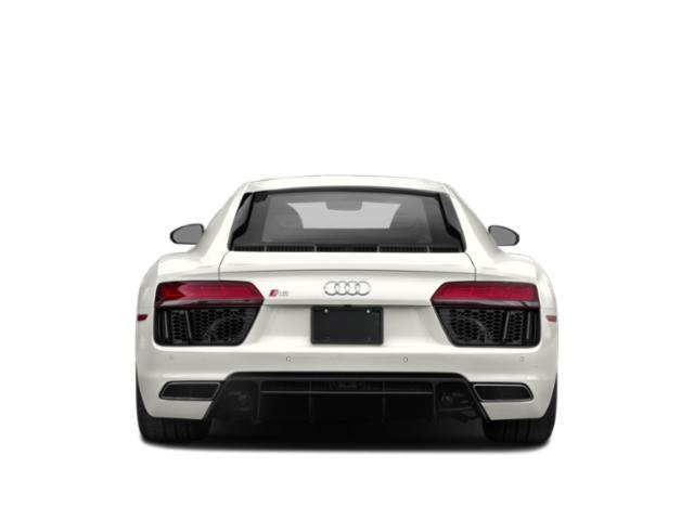 2018 Audi R8 Coupe Pictures R8 Coupe V10 RWD photos rear view