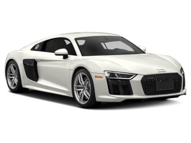 2018 Audi R8 Coupe Pictures R8 Coupe 2 Door Coupe Quattro V10 RWD photos side front view